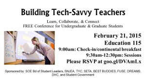 Building Tech-Savvy Teachers