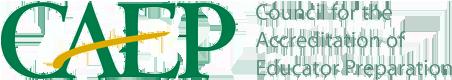 CAEP badge