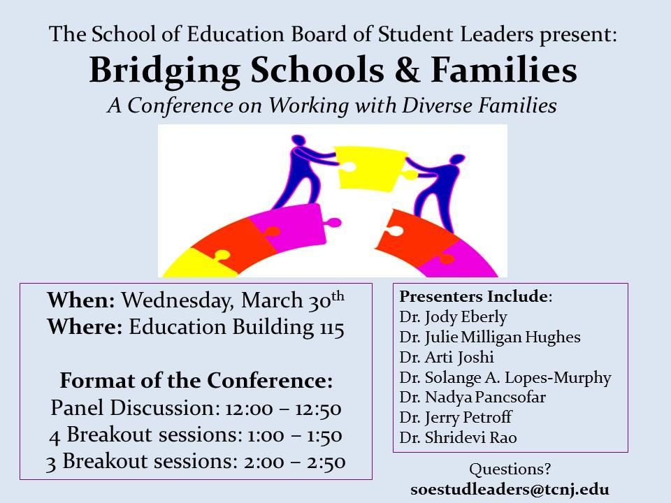 Bridging Schools & Families