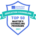 TCNJ ranked #5 Best College for Master's Degrees in Addiction Counseling